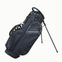 Hot-Z Golf: 2.0 Stand Bag - Black/Grey ***Estimated Restock Date – Mid-Late Aug 2021