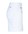 Daily Sports: Women's Magic Skort - White (Longer Style) (Size 12) SALE