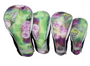 Taboo Fashions: Ladies 4-Pack Club Cover Set - Night Orchid