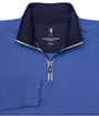 Fairway & Greene: Men's Boys Caves Long Sleeve Quarter Zip Pullover
