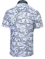 Beer Money Mens Golf Polo Shirt by ReadyGOLF