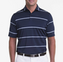 Fairway & Greene: Men's USA Bro Stripe Jersey Polo