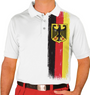 Golf Knickers: Men's Homeland Golf Shirt - Germany