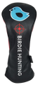Birdie Hunting Embroidered Driver Headcover by ReadyGOLF