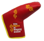 The Price Is Wrong Bitch Embroidered Putter Cover - Blade by ReadyGOLF