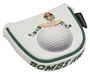 Bombs Away! Embroidered Putter Cover - Mallet by ReadyGOLF