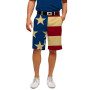 Loudmouth Golf: Men's StretchTech Shorts - Old Glory