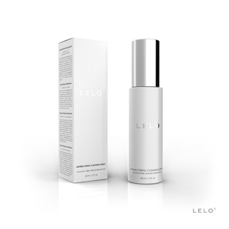 LELO Toy Cleaning Spray 60ml