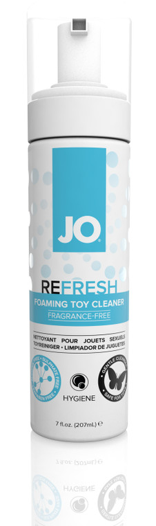 System JO Refresh Foaming Toy Cleaner 207ml