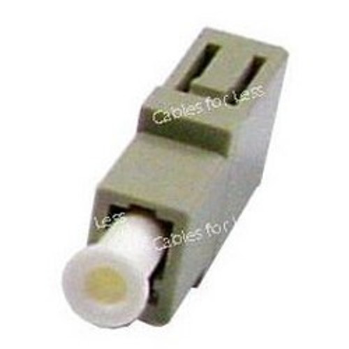 CLOSEOUT - Fiber Coupler, Multimode Simplex, LC/LC, Female To Female