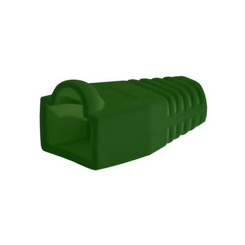 Bag Of 50 RJ45 Cat6 Boots - Green