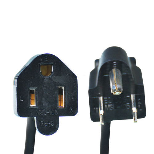3 X Cables Unlimted 6-feet Mickey Mouse Power Cord