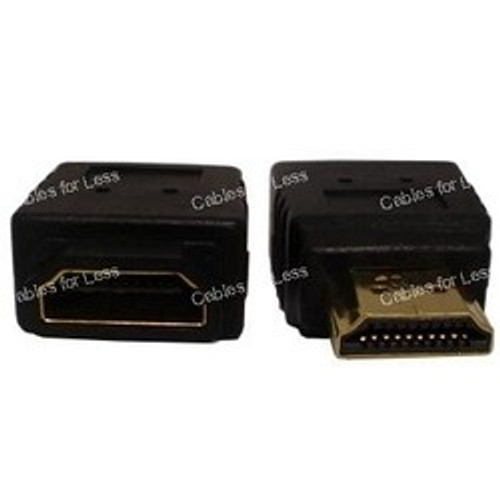 HDMI In-Line Coupler, Audio And Video Male To Female