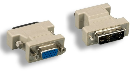 DVI-A Male To VGA Female Adapter