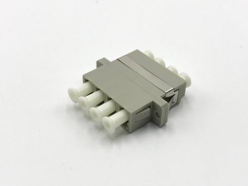LC Multimode Quad Adaptor