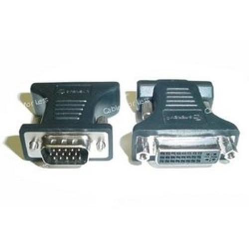 DVI-I Female To VGA Male Adapter