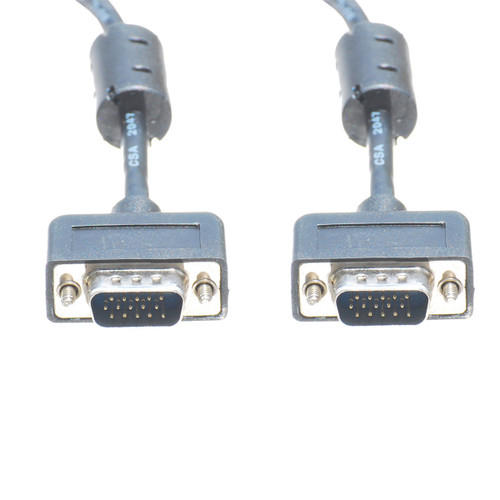 50 Foot M/M Slim SVGA Cable