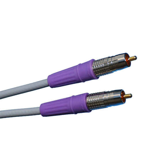Super High Quality 15 Foot Subwoofer Cable, RCA To RCA
