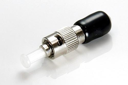 CLOSEOUT – ST/UPC Singlemode Plug-type(male to female) Attenuator 25 dB
