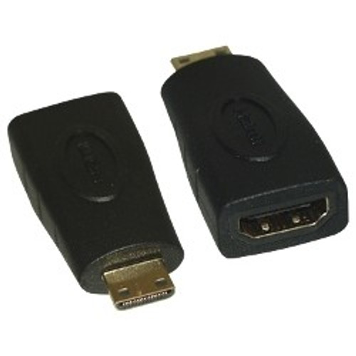 HDMI Female To Mini HDMI (Type C) Male Adapter / Coupler