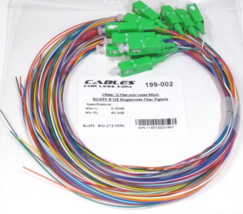 Singlemode Fiber Pigtail