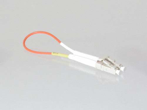 50/125 Multimode fiber LC/PC Loopback fiber cable