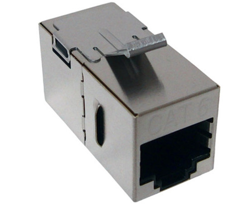 Cat6 Shielded Keystone Slim Coupler