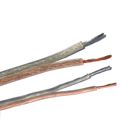 Speaker Wire Gauge >> Closeout 18 Gauge Economy Speaker Wire 1000 Foot
