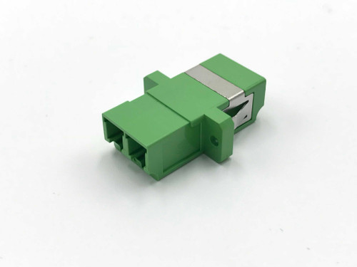 LC Adaptor Type - Singlemode / APC Duplex