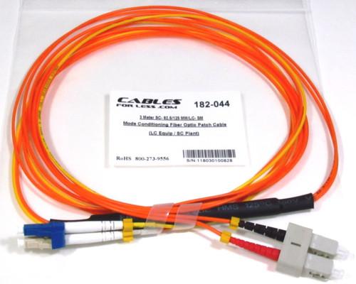 3 Meter Mode Conditioning Fiber