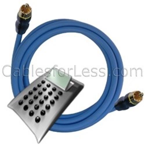 Cable Calculator: Custom Length RCA x1 Cable