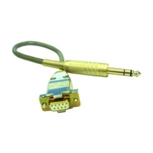 Super High Quality 6 Foot Male 1/4 Inch Stereo To DB9 Female Cable