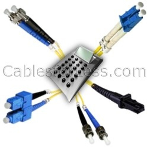 Cable Calculator: Singlemode Duplex Fiber