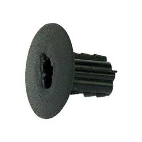 CLOSEOUT - Dual Feed Through Bushings with Knockout, Bag of 100