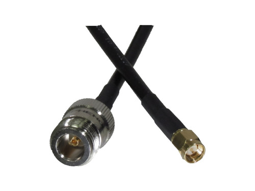 SMA Male to N type FEMALE Cable