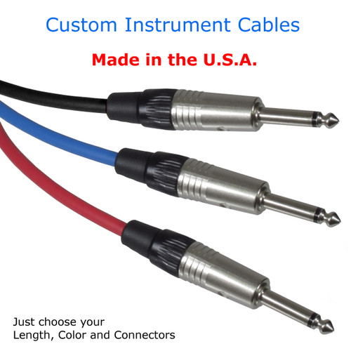 Hand Made Guitar Cable