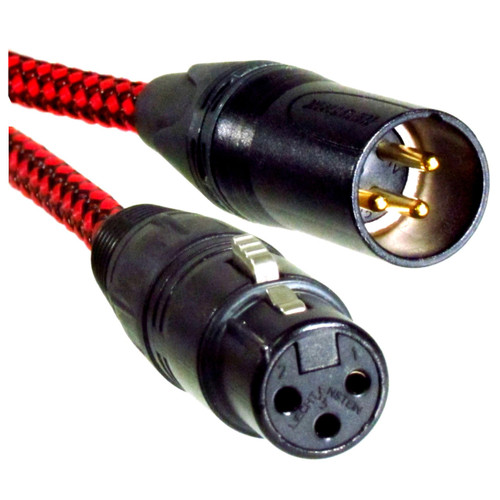 Hand Made AES Cable