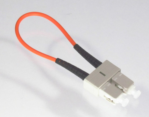 50/125 Multimode fiber SC/PC Loopback fiber cable