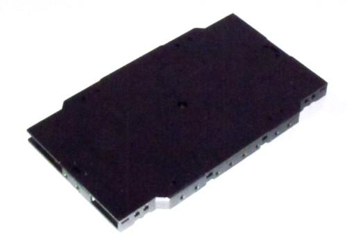 Fiber Optic Splice Tray- Black