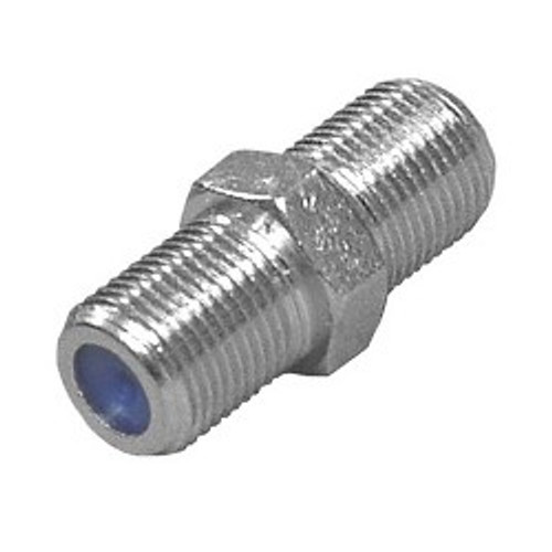High-Frequency F-81 Connector / Coupler, 3Ghz, Bag Of 100