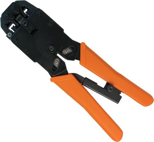 Crimping Tool For RJ11, RJ12, RJ45