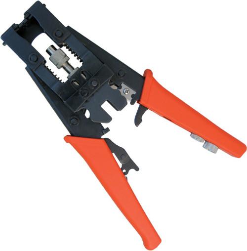 Compression Tool for F Type, BNC, RCA, RG-58, RG59, RG-6