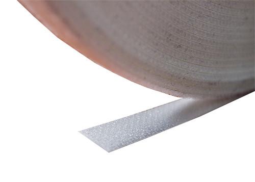 """Velcro Roll 1/2"""" width, White 75 Foot Roll"""