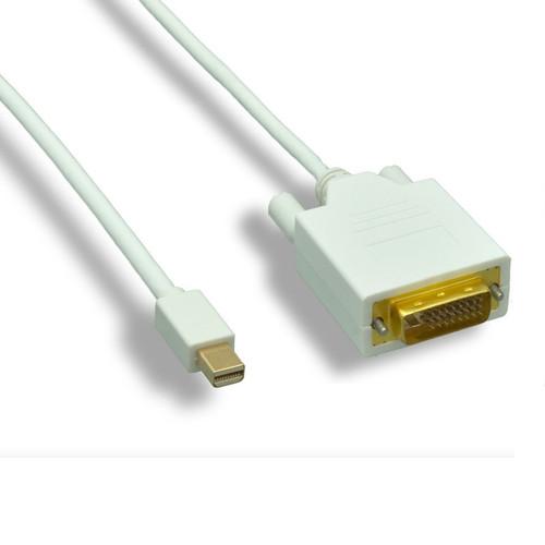 6 foot Mini DisplayPort to DVI Cable