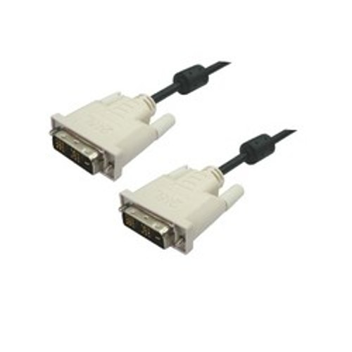 CLOSEOUT - High Quality 5 Foot DVI-D To DVI-D, Single Link Cable