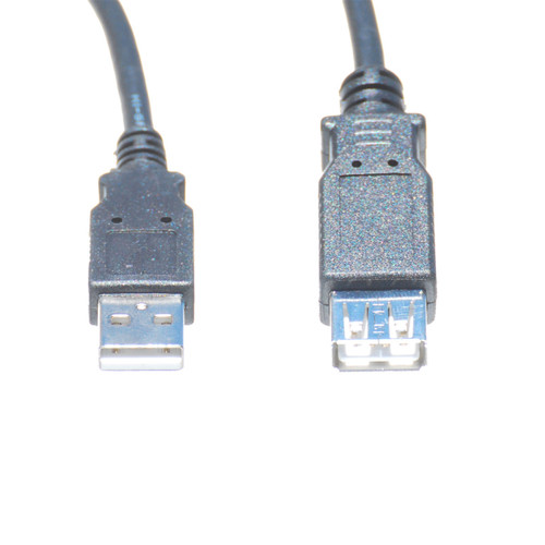 6 Foot USB 2.0 Cable, A Male To A Female