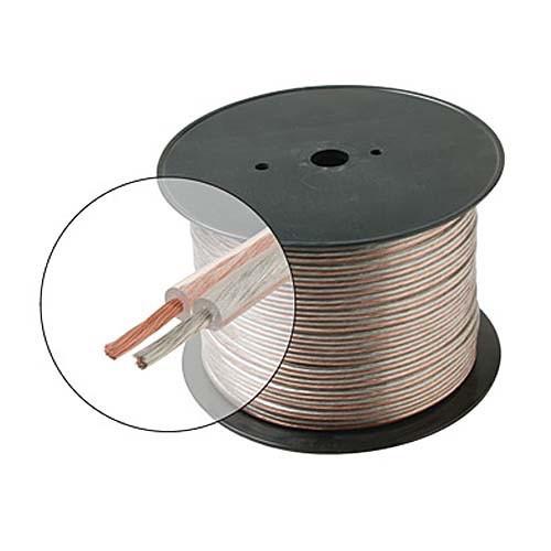 CLOSEOUT - 14 Gauge Speaker Wire, 50 Foot