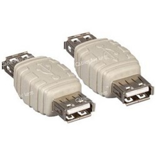 Coupler, USB A Female To A Female