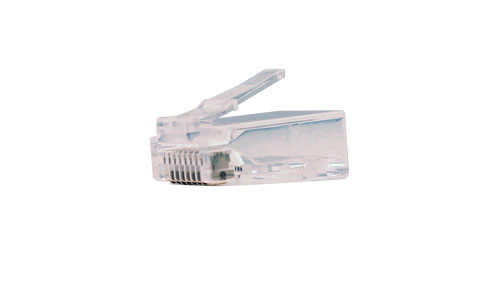 Bag of 100 Stranded And Solid RJ45 Connectors, Cat6