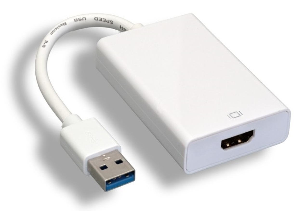 USB to HDMI Adapter